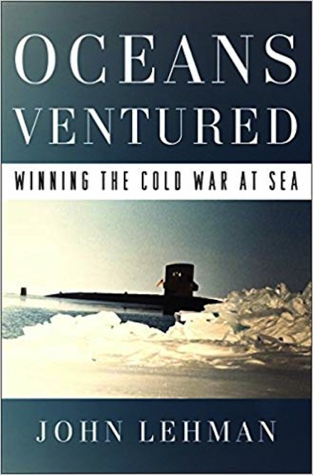 <em>Oceans Ventured &ndash; Winning the Cold War at Sea</em>
