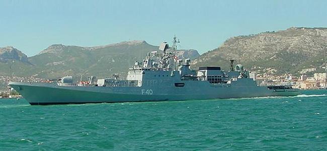 Frégate de classe Talwar Indian Navy
